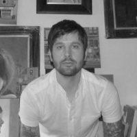 Dundee Artist Steven Higginson