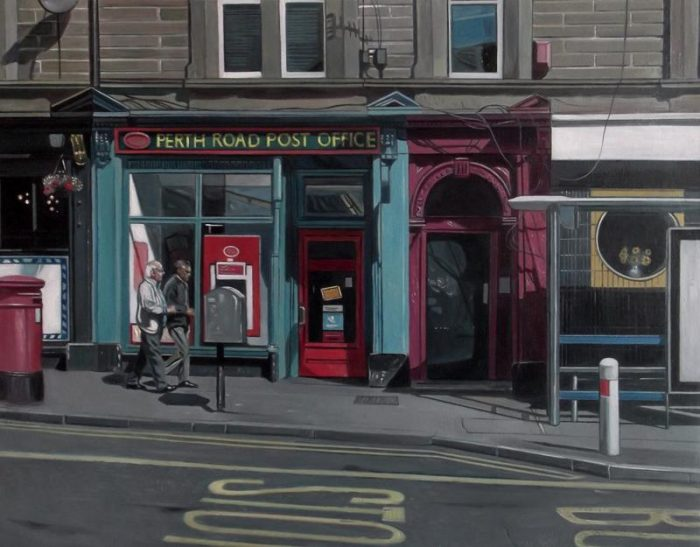 Perth Road Post Office