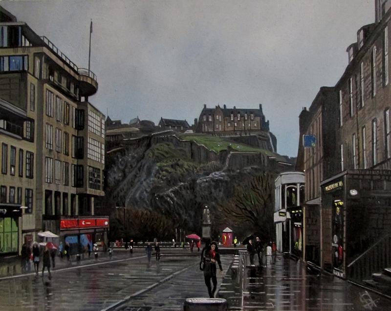 Dundee Contemporary Artist