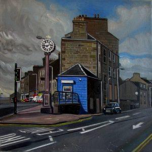 Dundee artist hilltown