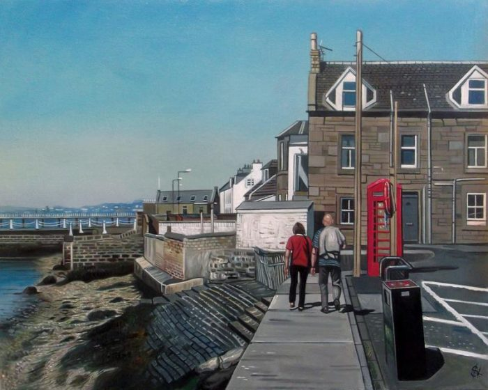 Broughty Ferry Artist