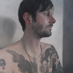 painting of tattoos