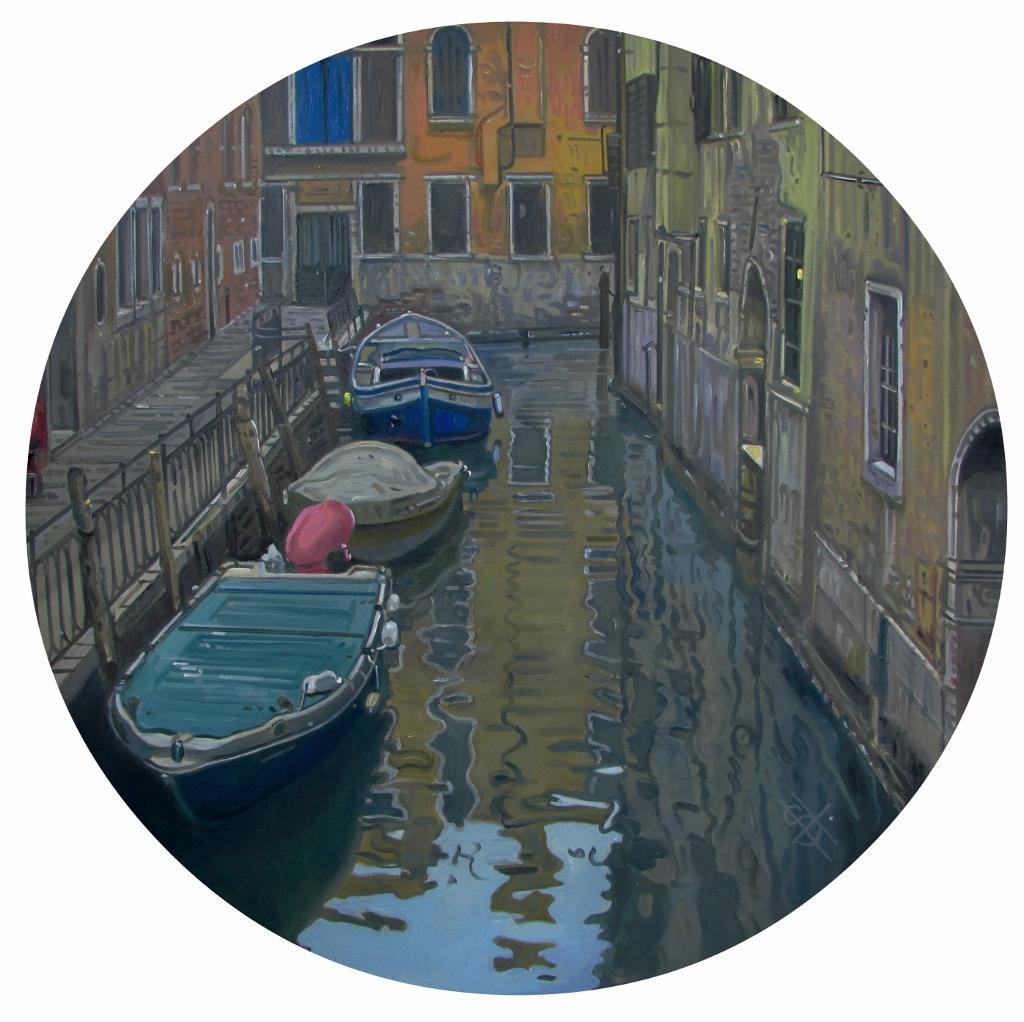 venice italy painting art