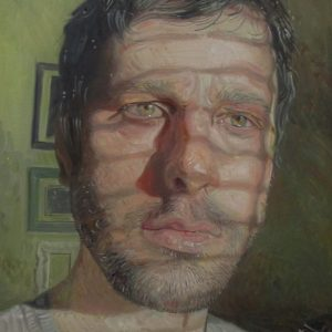 self portait scottish artist
