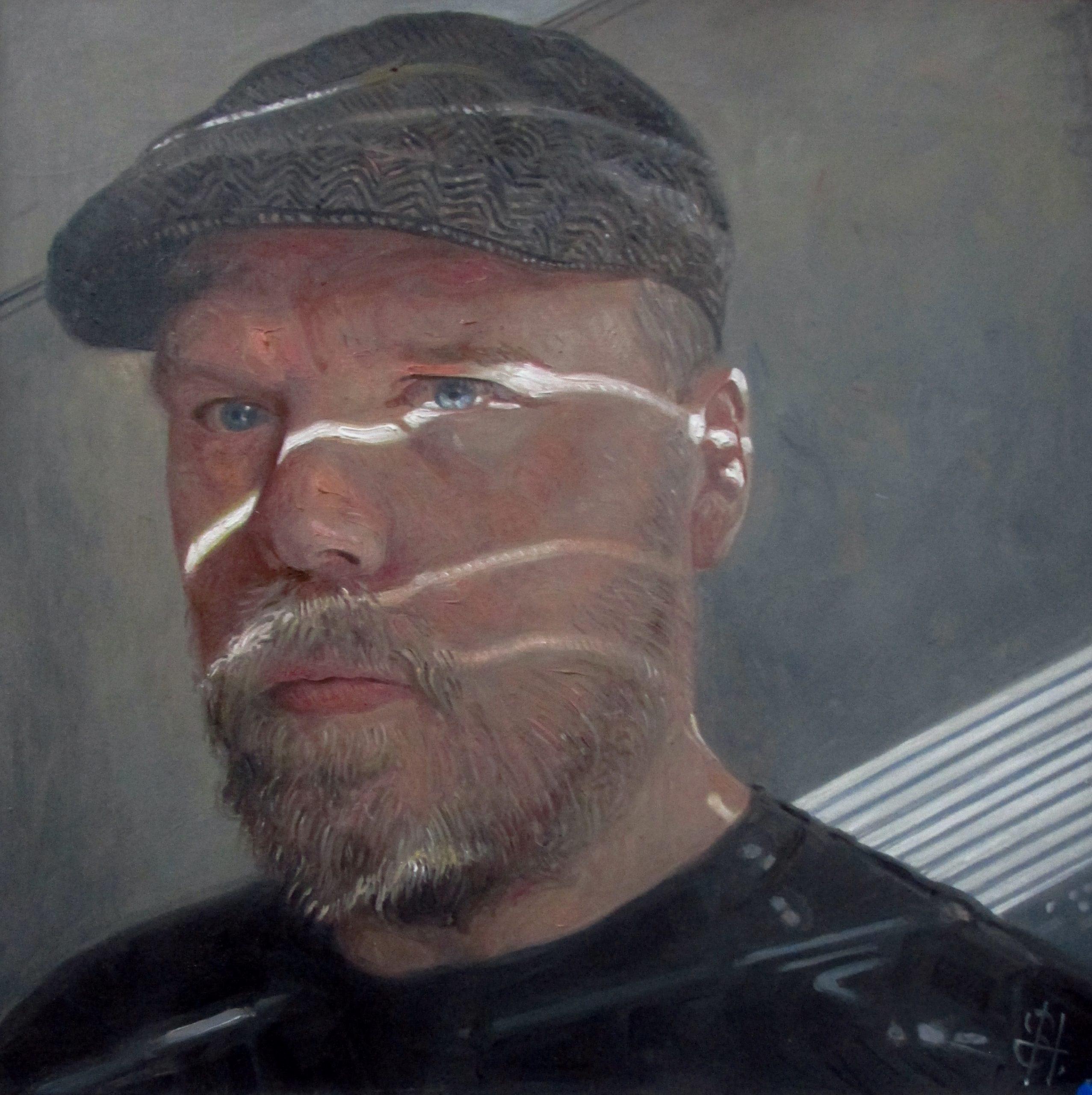 scottish art british art contemporary portrait steven higginson