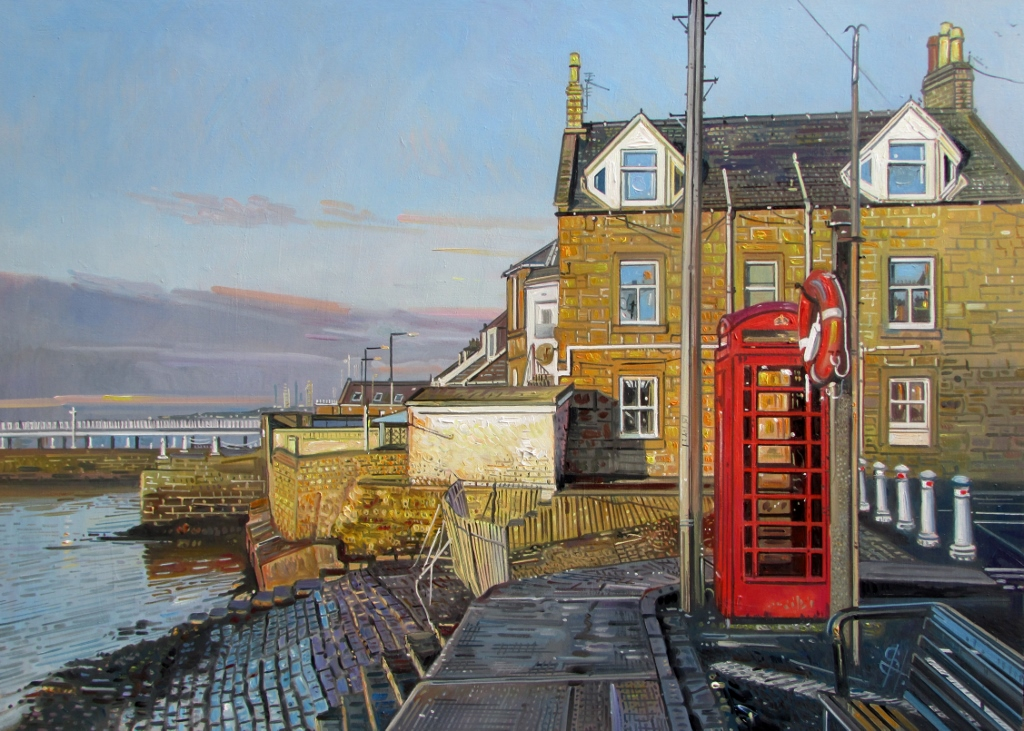 Broughty ferry art