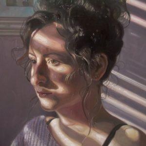 Steven Higginson portrait painter