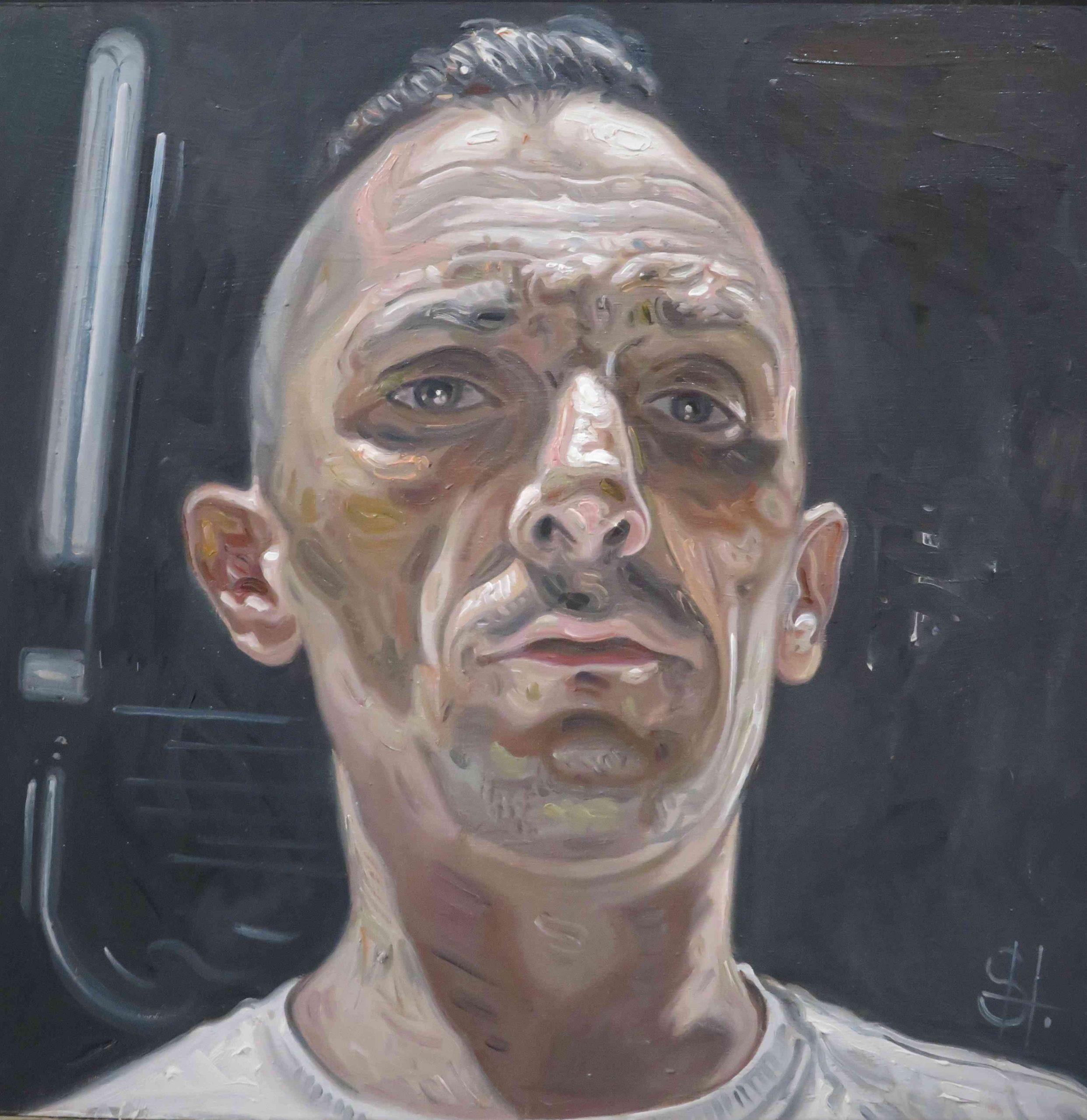 Portrait painters Scotland