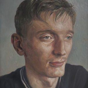 Steven Higginson Artist portrait commission